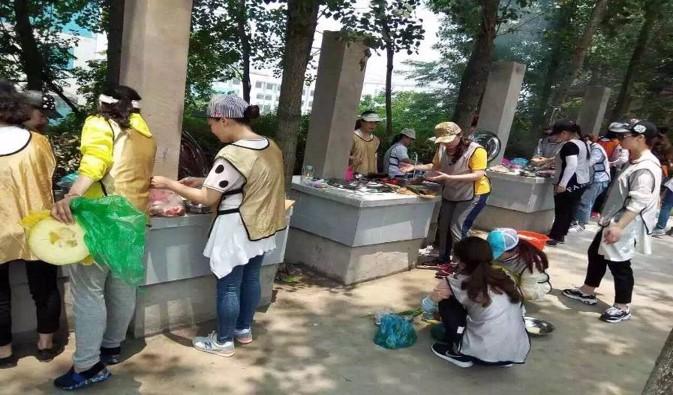 南京埋锅造饭