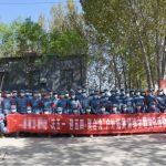 南京党建活动:拓展训练