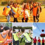 南京拓展培训:挑战150