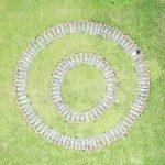 南京某公司户外拓展活动动力绳圈照片分享